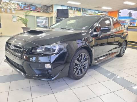2017 Subaru WRX for sale at City Motors in Hayward CA