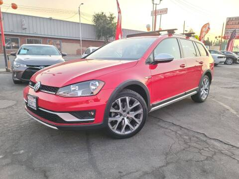2017 Volkswagen Golf Alltrack for sale at City Motors in Hayward CA