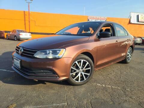 2016 Volkswagen Jetta for sale at City Motors in Hayward CA