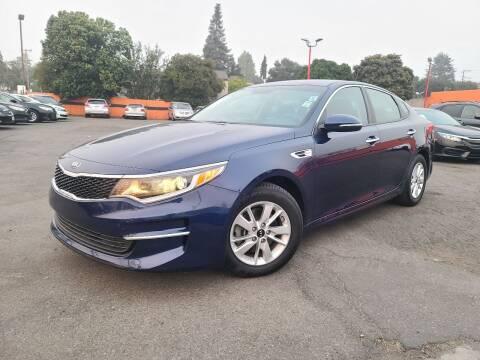 2018 Kia Optima for sale at City Motors in Hayward CA
