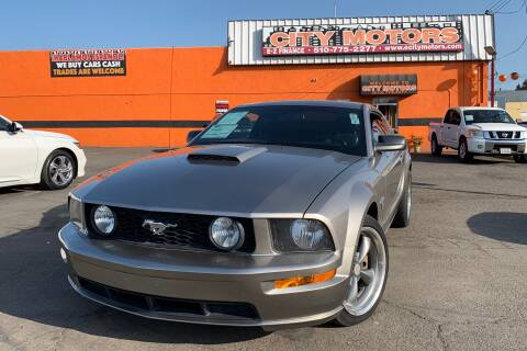 2009 Ford Mustang for sale at City Motors in Hayward CA