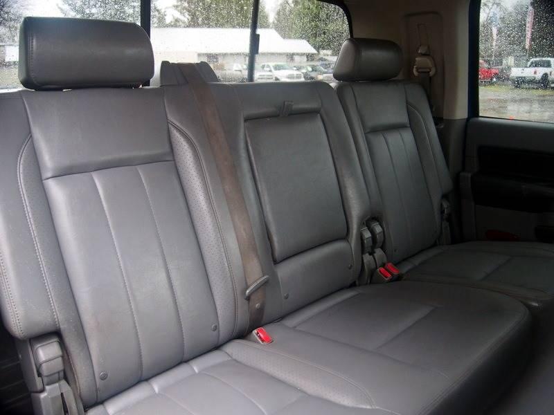 2008 dodge ram pickup 2500 laramie 4dr mega cab 4wd sb in for Bellus motors camas washington