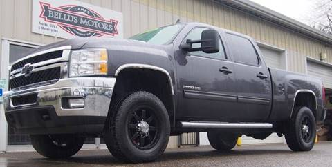 Pickup trucks for sale in camas wa for Bellus motors camas washington