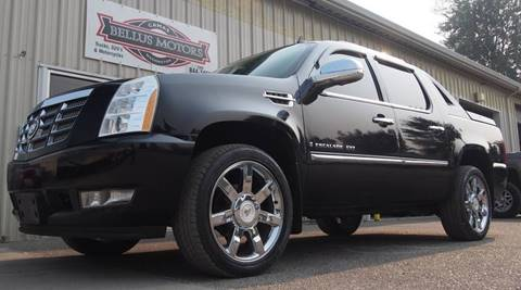 2008 Cadillac Escalade EXT for sale at Bellus Motors LLC in Camas WA
