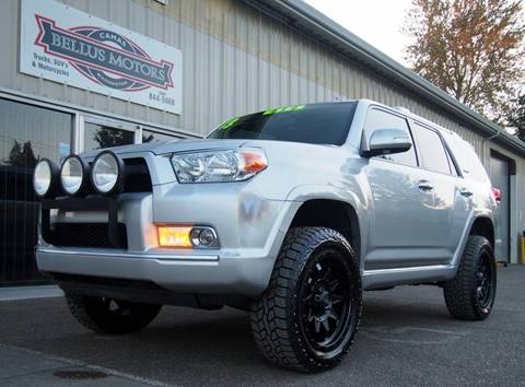 2013 Toyota 4Runner for sale at Bellus Motors LLC in Camas WA