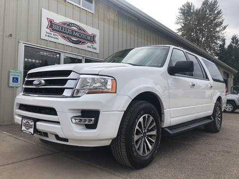 2017 Ford Expedition EL for sale in Camas, WA