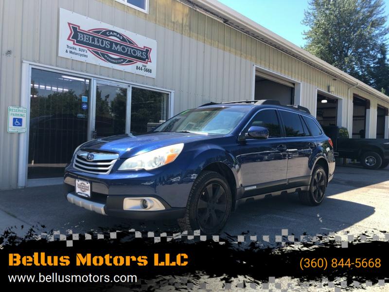 2011 Subaru Outback for sale at Bellus Motors LLC in Camas WA