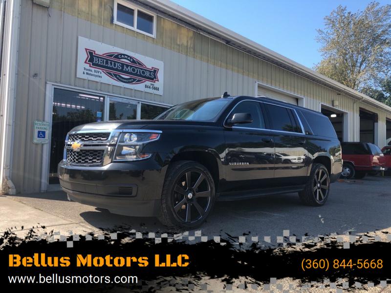 2019 Chevrolet Suburban for sale at Bellus Motors LLC in Camas WA