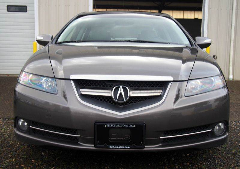 2007 acura tl type s 4dr sedan w navigation in camas wa bellus