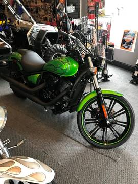 2014 Kawasaki Vulcan 900C for sale at Gaither Powersports & Trailer Sales in Linton IN