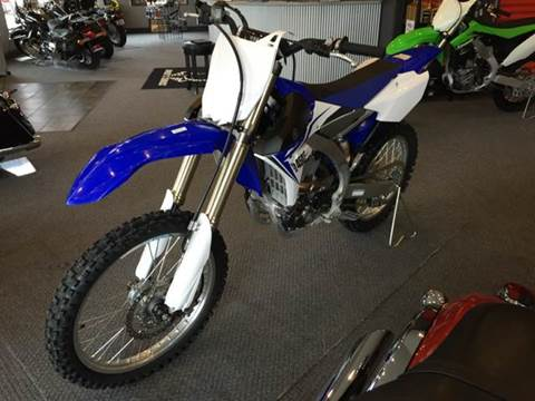 2014 Yamaha YZ450F for sale in Linton, IN
