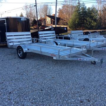 2015 Cherokee 12' Utility for sale at Gaither Powersports & Trailer Sales in Linton IN