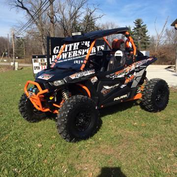 2015 Polaris Rzr Xp 1000 High Lifter  for sale at Gaither Powersports & Trailer Sales in Linton IN