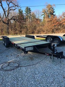2017 Heartland ShureTilt    22'   10K for sale at Gaither Powersports & Trailer Sales in Linton IN