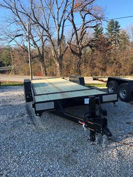 2017 Heartland ShureTilt   22' 14K for sale at Gaither Powersports & Trailer Sales in Linton IN