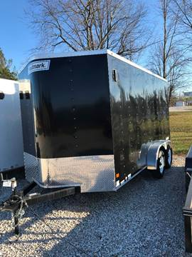 2017 Haulmark 7' X 14' Passport for sale at Gaither Powersports & Trailer Sales in Linton IN