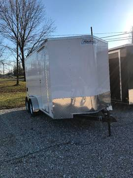 2017 Haulmark 7' X14' Passport for sale at Gaither Powersports & Trailer Sales in Linton IN