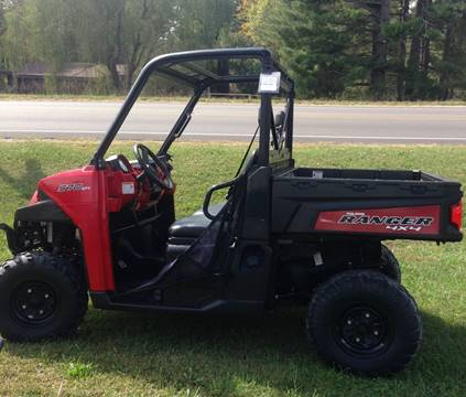 2015 Polaris 570 Ranger 4X4 for sale at Gaither Powersports & Trailer Sales in Linton IN