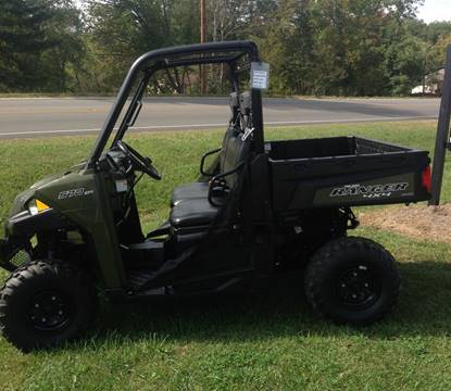 2016 Polaris 570 Ranger 4X4 for sale at Gaither Powersports & Trailer Sales in Linton IN