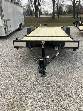 2018 Heartland 22' Shuretilt 10k for sale at Gaither Powersports & Trailer Sales in Linton IN