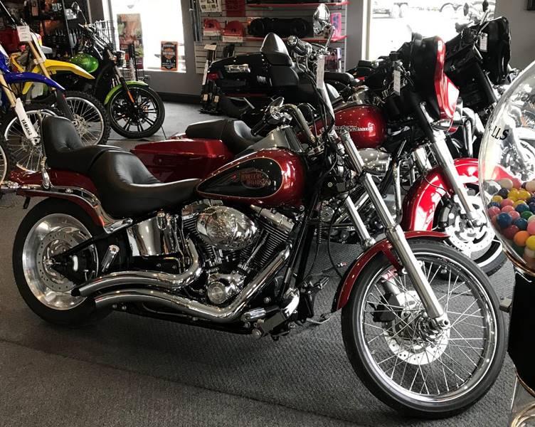 2007 Harley Davidson FXTS/C Softail