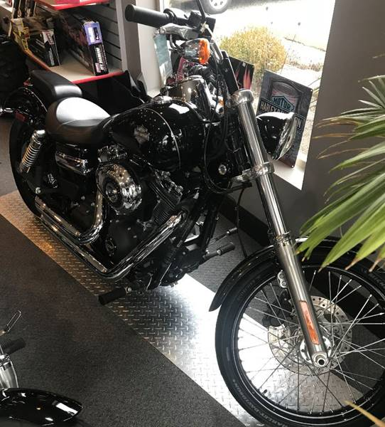 2015 Harley-Davidson FXDWG-103