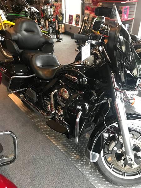 2015 Harley-Davidson Electra-Glide Ultra Classic
