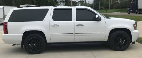 2011 Chevrolet Suburban for sale at Gaither Powersports & Trailer Sales in Linton IN