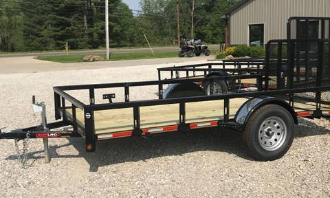 2019 Heartland 10 +2 dovetail nontilt utility for sale in Linton, IN