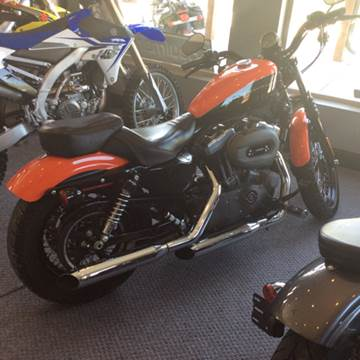 2009 Harley Davidson XL1200N for sale at Gaither Powersports & Trailer Sales in Linton IN