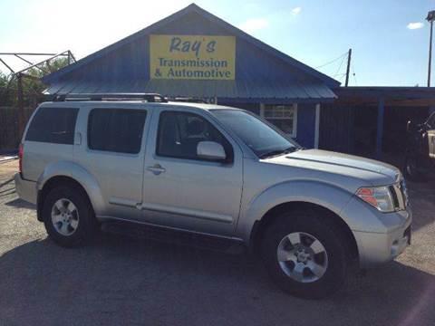 2007 Nissan Pathfinder for sale in Abilene, TX