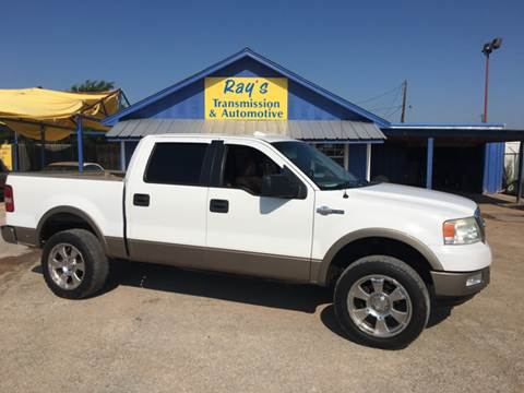 2005 Ford F-150 for sale in Abilene, TX