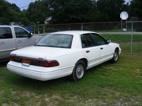 1997 Mercury Grand Marquis for sale in Ninety Six, SC