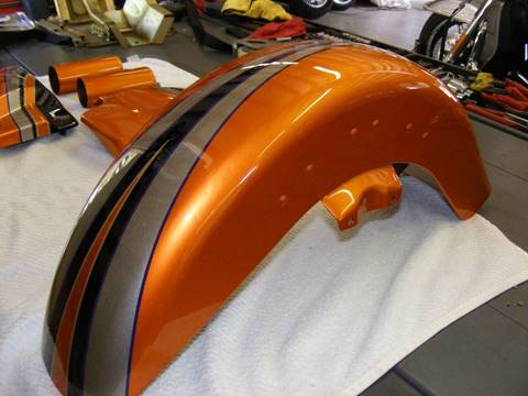 2011 Harley Davidson Front Fender FLHX for sale in Ninety Six, SC