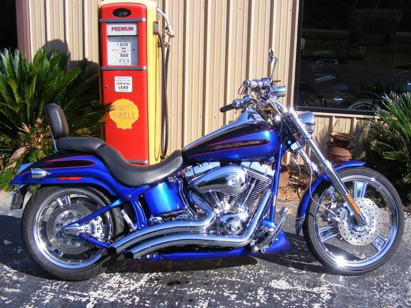 2004 Harley Davidson FXSTDSE2 Screaming Eagle