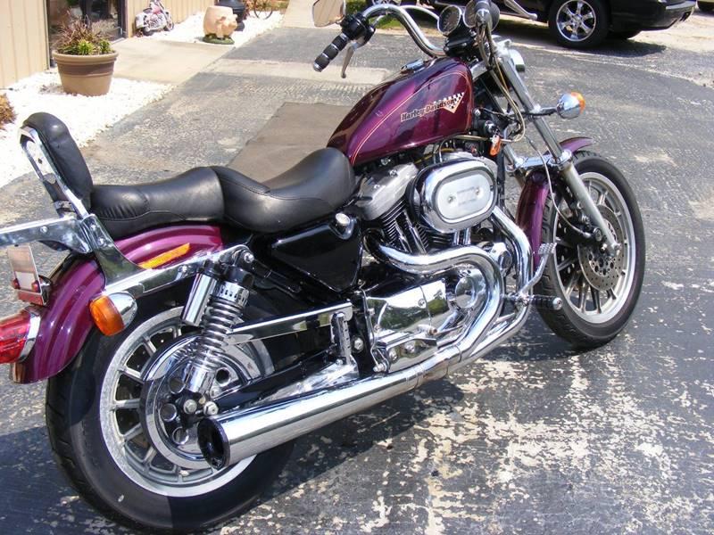 1997 Harley-Davidson XL1200S