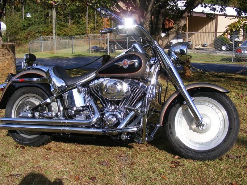 2004 Harley Davidson FLSTFI