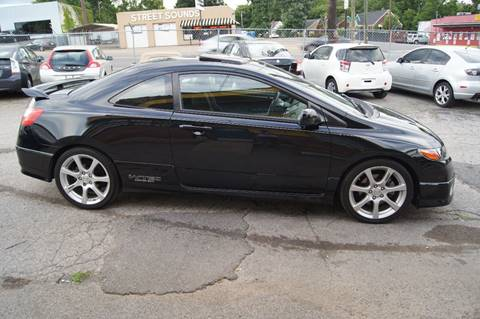 2008 Honda Civic for sale at Green Ride Inc in Nashville TN