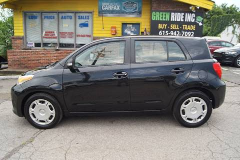 2008 Scion xD for sale at Green Ride Inc in Nashville TN