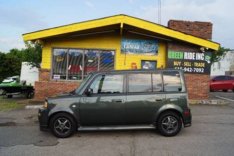 2005 Scion xB for sale at Green Ride Inc in Nashville TN