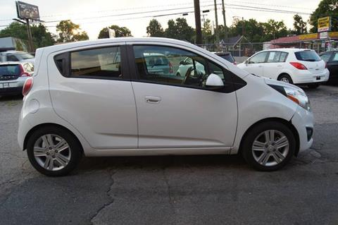 2014 Chevrolet Spark for sale at Green Ride Inc in Nashville TN