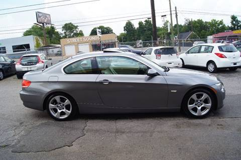 2007 BMW 3 Series for sale at Green Ride Inc in Nashville TN