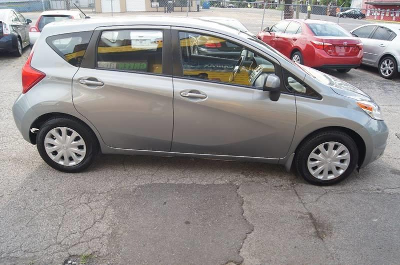 2014 Nissan Versa Note for sale at Green Ride Inc in Nashville TN