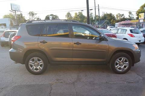 2011 Toyota RAV4 for sale at Green Ride Inc in Nashville TN