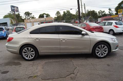 2012 Volkswagen CC for sale at Green Ride Inc in Nashville TN