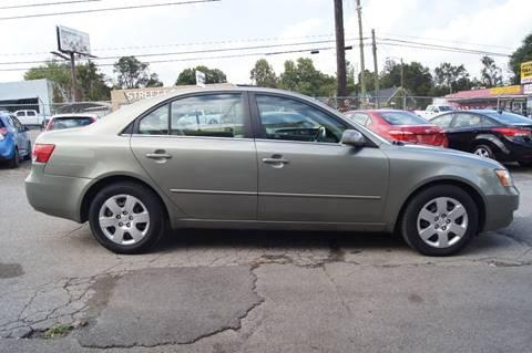 2008 Hyundai Sonata for sale in Nashville, TN