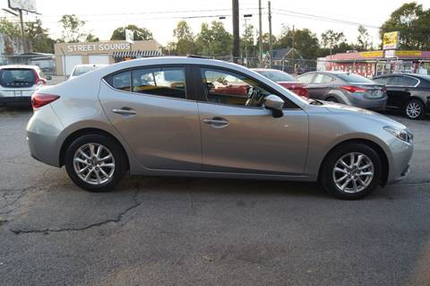 2014 Mazda MAZDA3 for sale at Green Ride Inc in Nashville TN