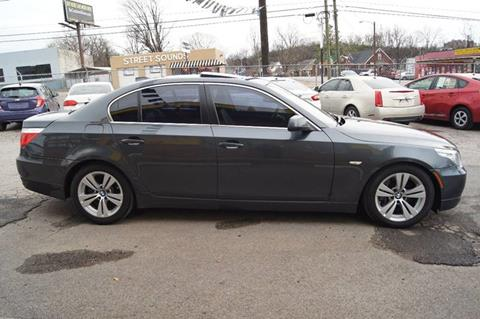2010 BMW 5 Series for sale at Green Ride Inc in Nashville TN