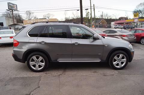 2007 BMW X5 for sale at Green Ride Inc in Nashville TN