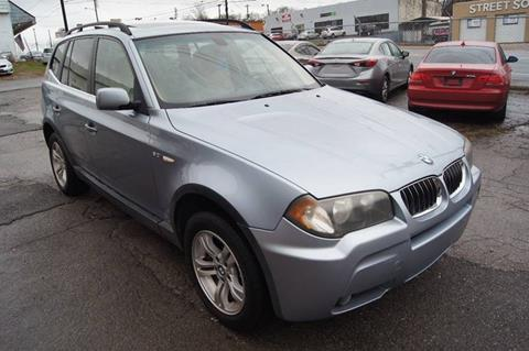 2006 BMW X3 for sale at Green Ride Inc in Nashville TN